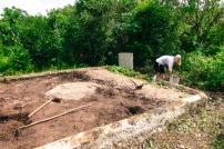 Mise en place d'une cellule de permaculture