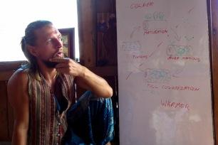 Atelier théorique sur la culture des champignons