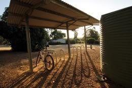 Réservoir d'eau de pluie