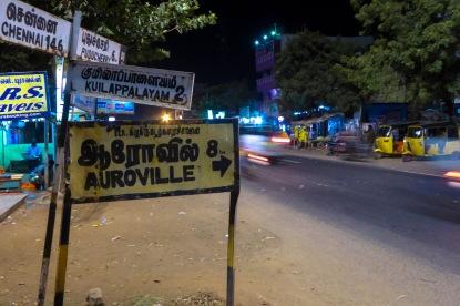 Auroville Inde du sud
